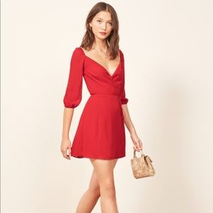 REFORMATION Eveleigh dress